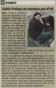 article la montagne 31.07.2014